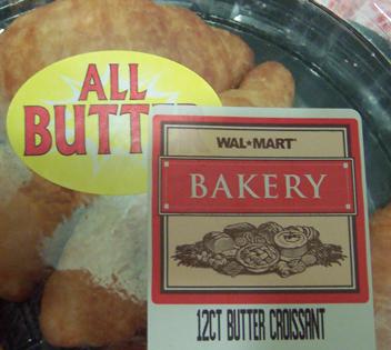 butt croissants