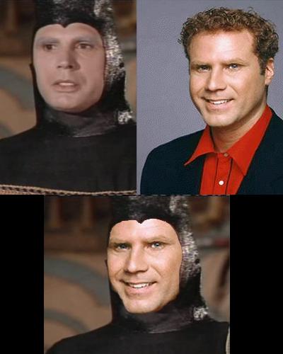 Was Will Ferrell's Dad in Star Trek?