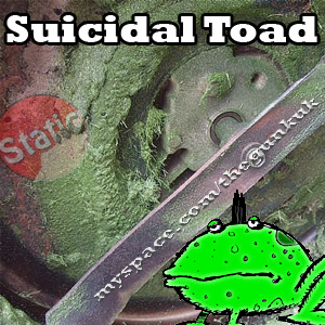 Suicidal Toad by The Gunk UK