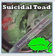 Suicidal Toad the song