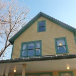 A Christmas Story House upstairs