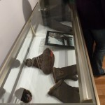 A Christmas Story House Museum - props, hats and gloves
