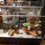 A Christmas Story House Museum -memorabilia