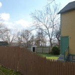 A Christmas Story House - over the fence from Bumpasses
