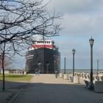 Lake Erie - Ore Ship