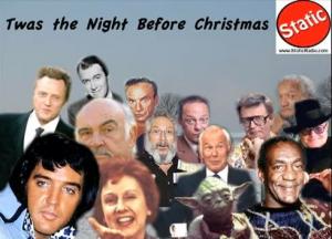 Twas the Night Before Xmas (youtube)
