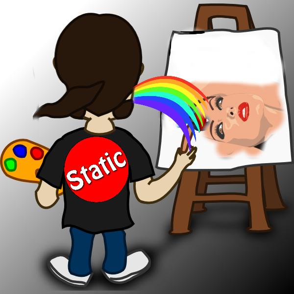 Paint by Puke