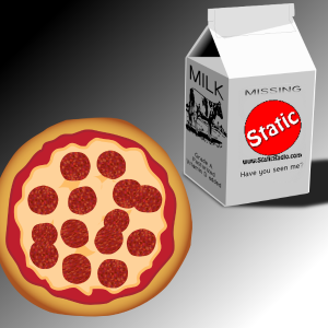 Pizza Creep