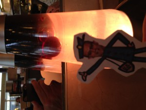 Flat Manny is groovy at the City Diner