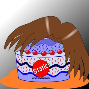 Hair Cake