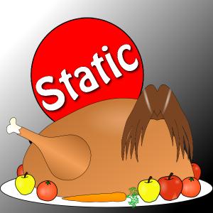 Hairy Thanksgiving