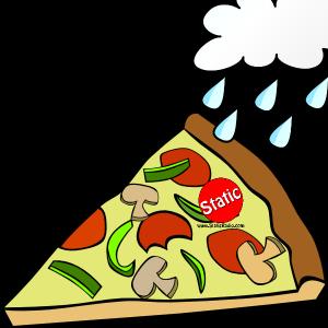 pizza-rain
