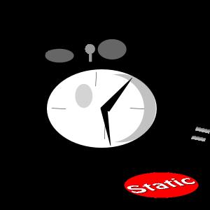 Clock Blocked