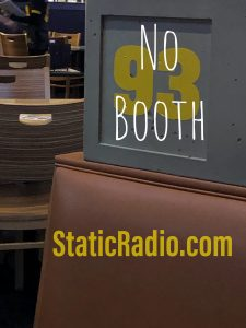 No Booth