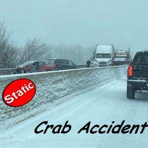 Crab Accident