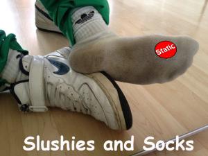 Slushies and Socks