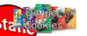 Danger Cookies