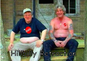 Hillbilly Retraction