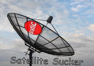 Satellite Sucker