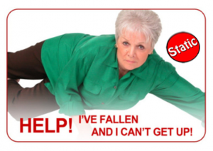 Ive Fallen